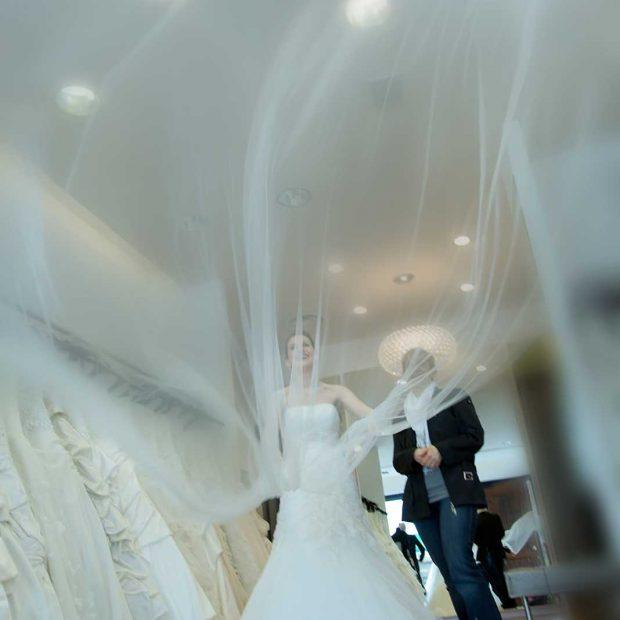 """Abito da sposa cercasi: voglio """"innamorarmi"""" di quello giusto"""